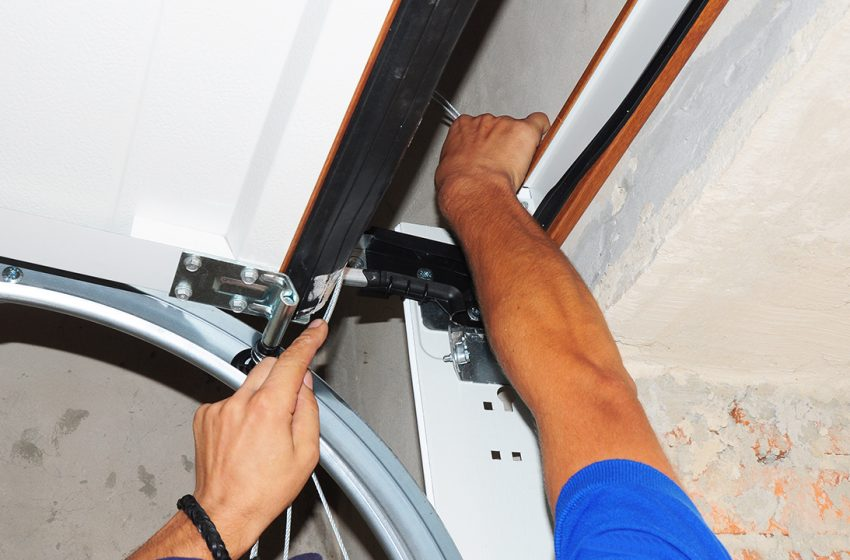 Commercial Garage Doors Market Break Down