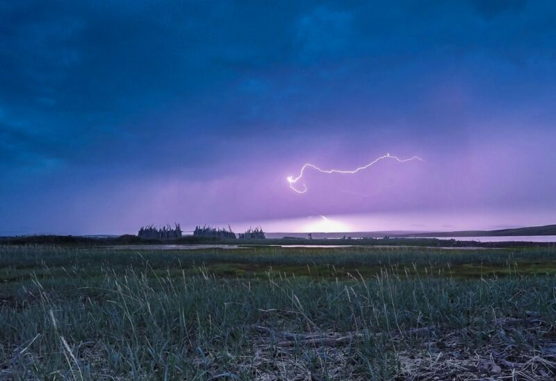 More lightning in the Arctic is bad news for the planet