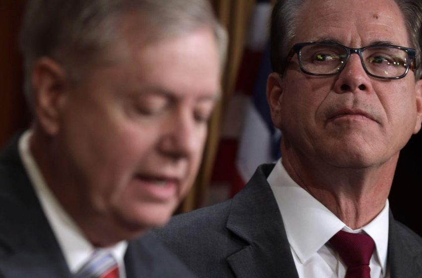 Key GOP senators say they're open to corporate tax increase