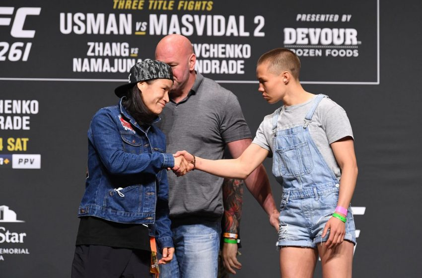 How To Watch Or Live Stream UFC 261: Zhang Vs. Namajunas