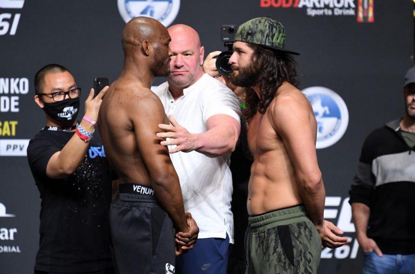 UFC 261: How To Watch Or Live Stream Usman Vs. Masvidal