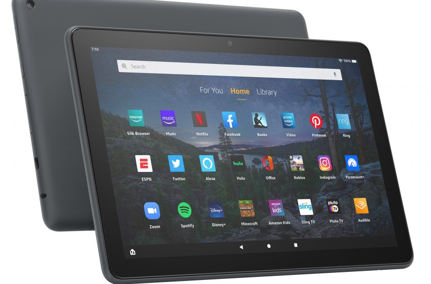 Amazon's 11th-gen Fire HD 10 tablet starts at $149.99