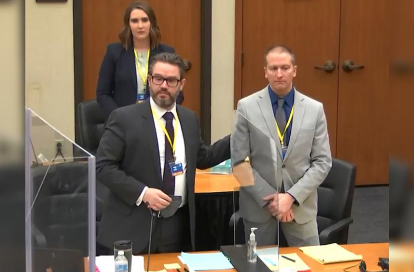 Derek Chauvin won't testify at murder trial in George Floyd's death