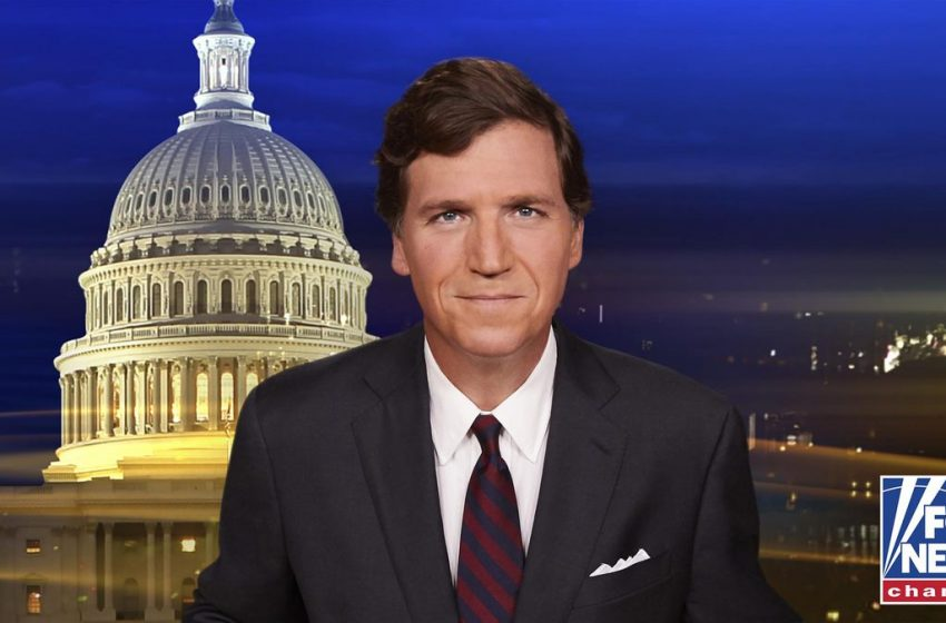 Tucker Carlson Compares Kids Wearing Masks To 'Child Abuse' And Says 'It's Your Duty To Report It'