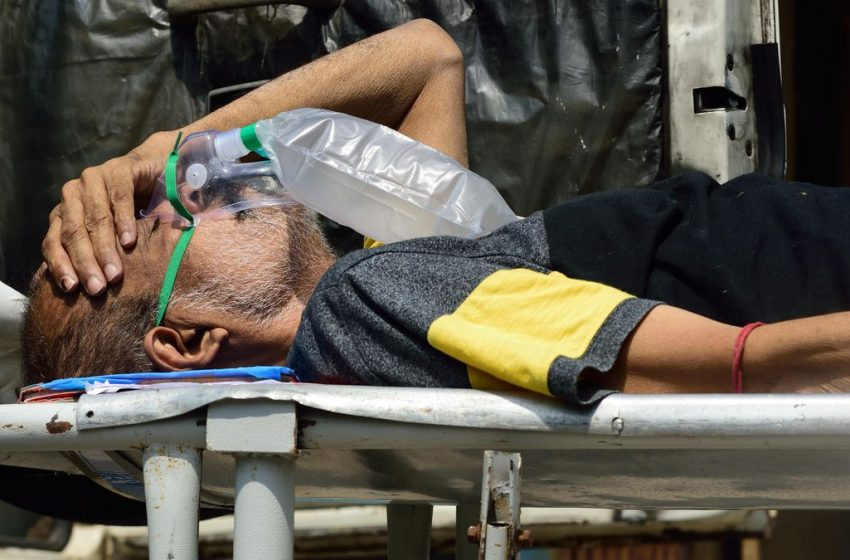 India Logs Almost 1 Million New Covid Cases In Three Days Amid Deadly Surge