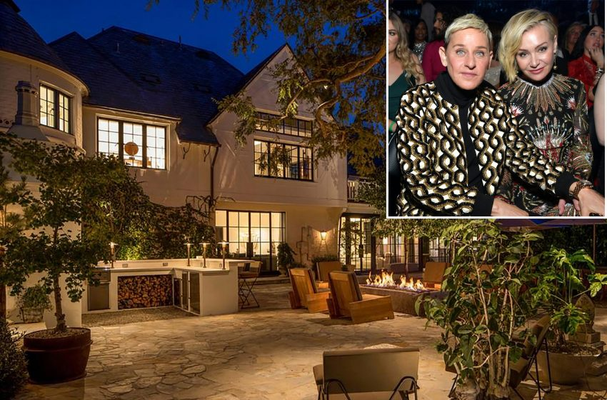 Ellen sells Adam Levine's old Beverly Hills home for $47M after price cut