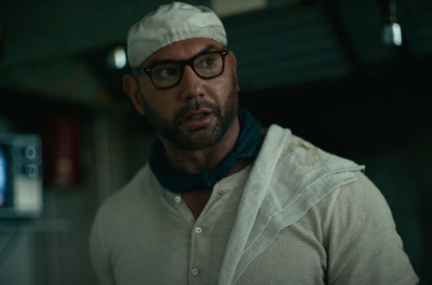 It's Dave Bautista and pals vs. zombie horde in Army of the Dead