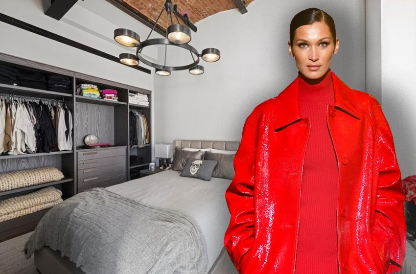 Bella Hadid's NYC penthouse sells for $6.5 million