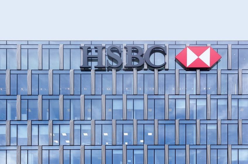 HSBC says its revenue jumped more than 100% in the first quarter