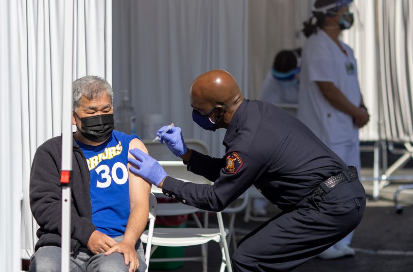 California's COVID-19 infection rates dip to nation's lowest