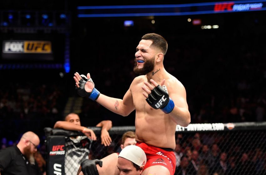 UFC 261 Full-Fight Video: Watch Jorge Masvidal Knock Out Donald Cerrone