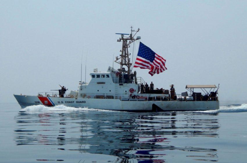 US Navy ship fires warning shots at Iranian boats in Persian Gulf