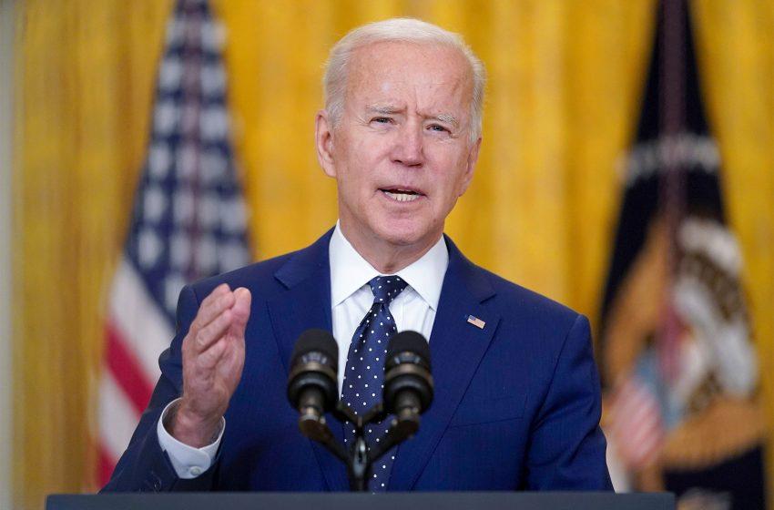 Biden unveils $1.8T 'families' plan — before $2.3T infrastructure bill is written