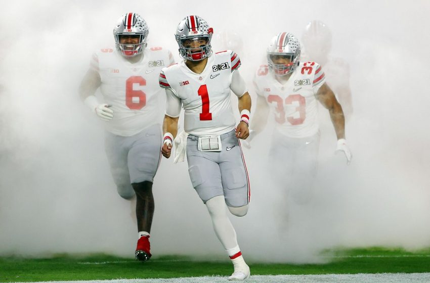 Chicago Bears Trade Up For Justin Fields, A Winning Quarterback