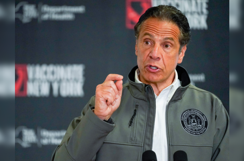 Cuomo retreats from open news briefings that made him a star