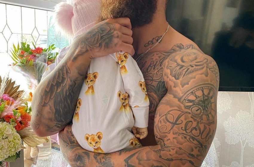 Ashley Cain's 8-month-old daughter dies after leukemia battle