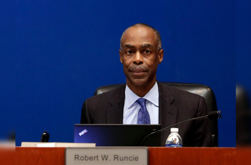 Florida school superintendent charged with perjury