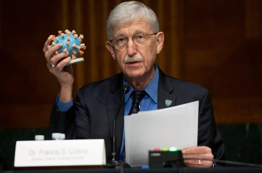 NIH director says J&J vaccine has lower risk of side effects than aspirin