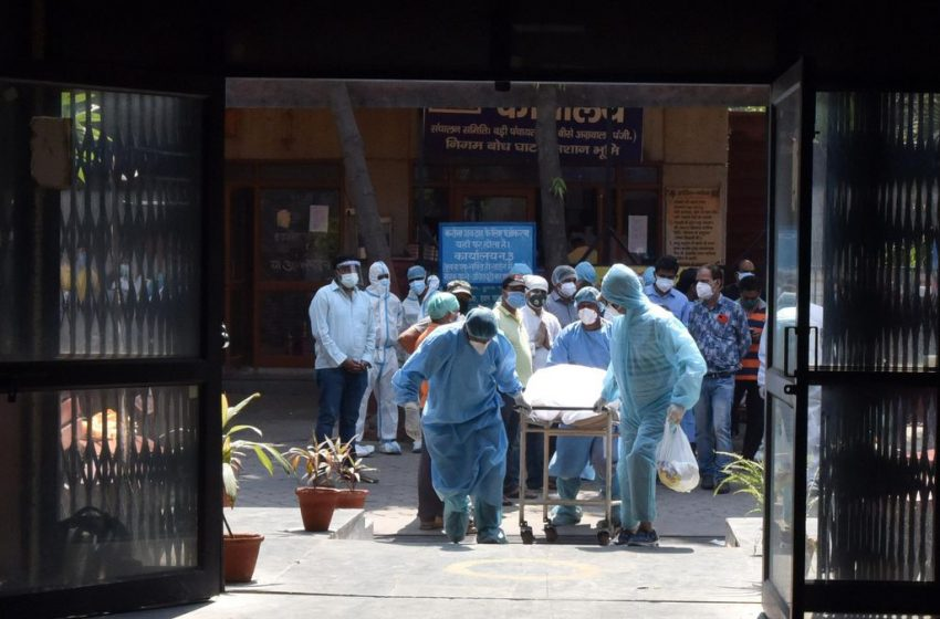 Covid-19 Patients Die From Hospital Fire And Oxygen Shortages As Pandemic Continues To Ravage India