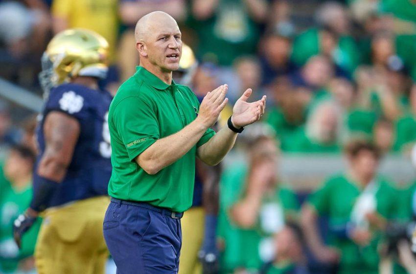 Marcus Freeman Wants To Tweak, Not Re-Invent, Notre Dame Defense