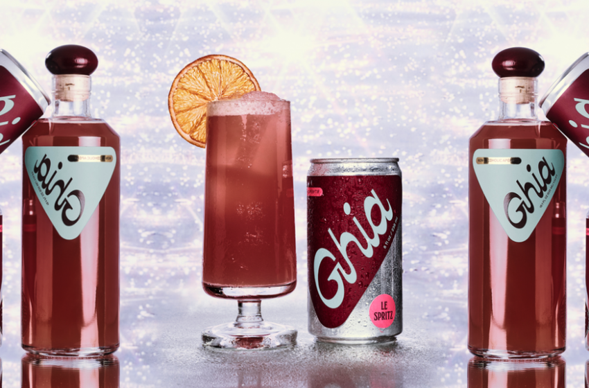 Cult-Loved Non-Alcoholic Brand Ghia Enters The RTD Market