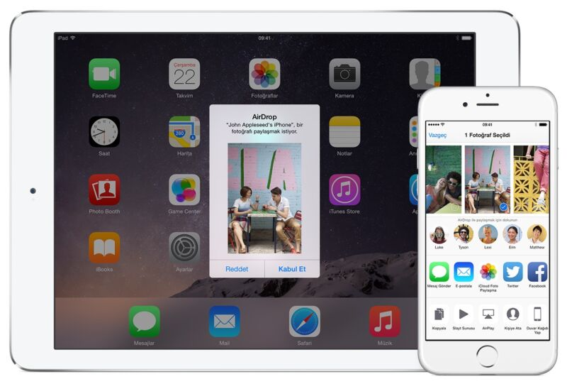 Apple's AirDrop leaks users' PII, and there's not much they can do about it