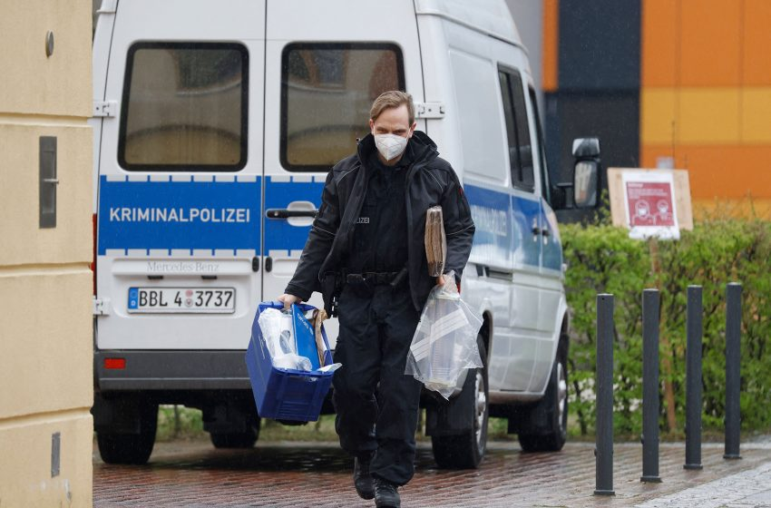 German hospital staffer allegedly killed four patients, seriously injured another