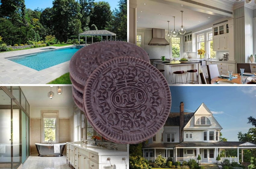 Is the birthplace of the Oreo cookie on sale for $15.9 million?