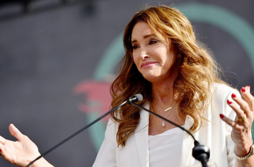 Caitlyn Jenner Is Officially Running For Governor Of California