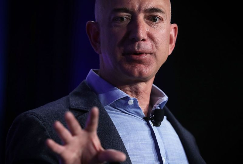 """Bezos says Amazon should """"do a better job for our employees"""" after union vote"""