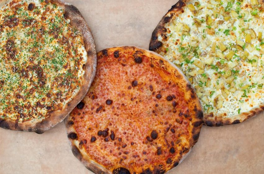Wylie Dufresne Pivots To Pizza with Stretch Pizza At Breads Bakery