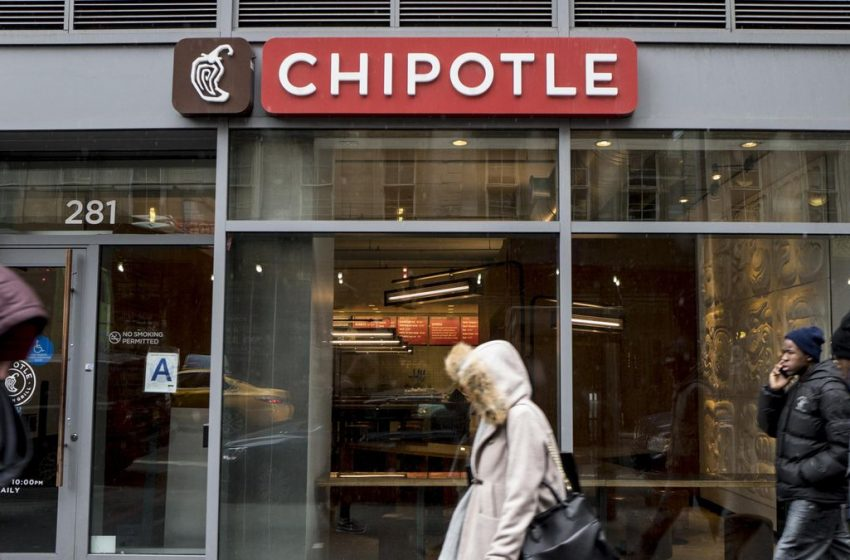 Chipotle Reportedly Facing $150 Million Lawsuit Over Employee Scheduling