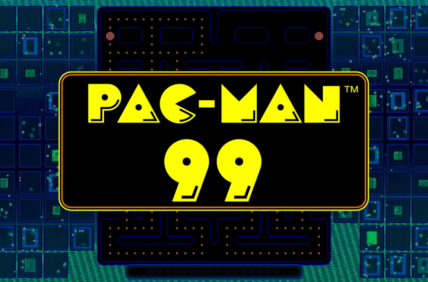 99 Pac-Men enter, one Pac-Man leaves in new Switch freebie Pac-Man 99