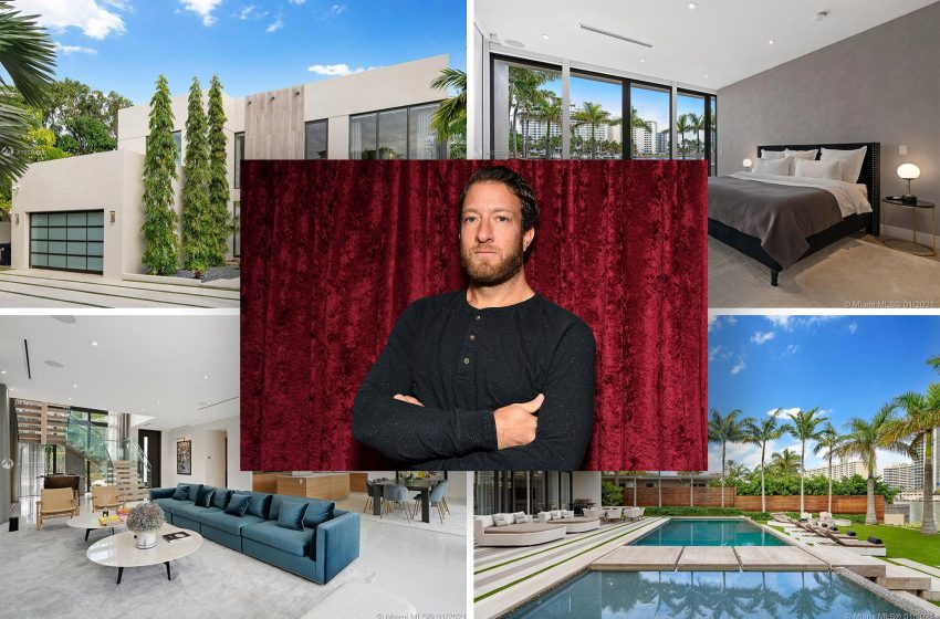Dave Portnoy rents Floyd Mayweather Miami Beach home for $200K a month