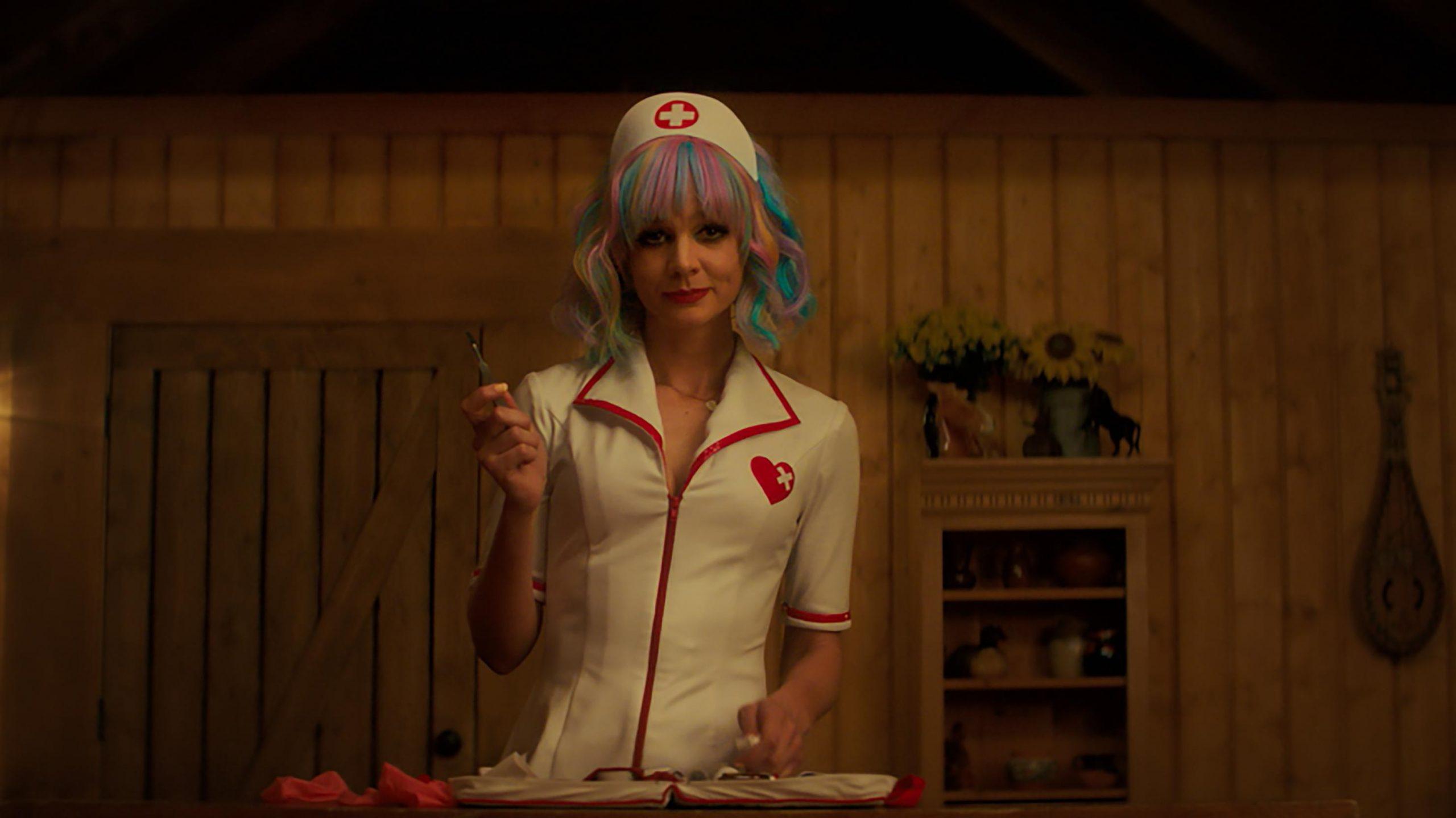 Carey Mulligan in 'Promising Young Woman'