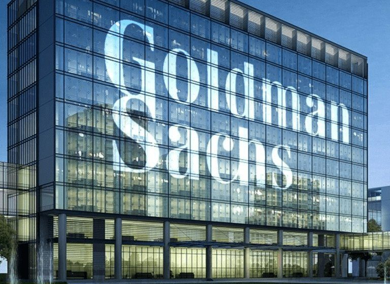 Goldman Sachs' profit and revenue jump to a record high in fiscal Q1