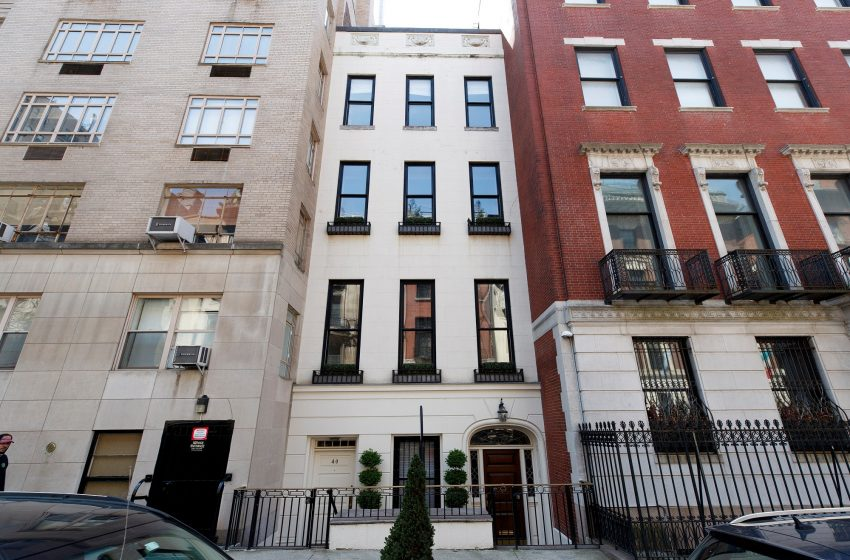 CEO trades $11.3M Pierre co-op for huge townhouse in just two days