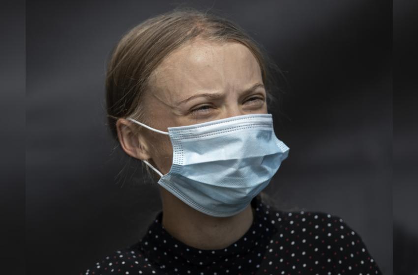 Greta Thunberg backs Covid vaccine inequity fight