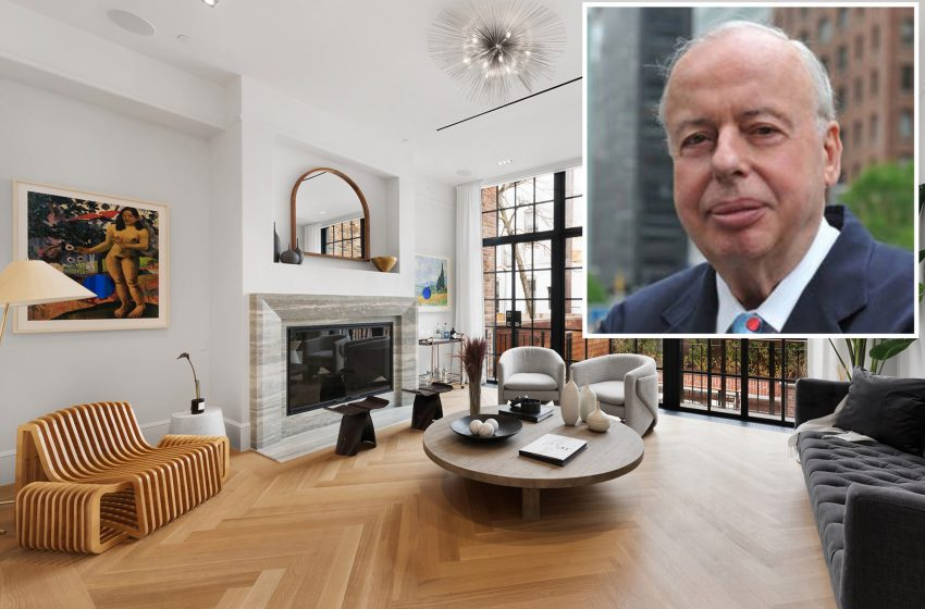 Townhouse mogul's former spread sells for $15.2M