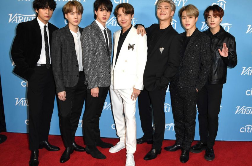 BTS's 'Map Of The Soul: Persona' Celebrates Two Full Years On The World Albums Chart