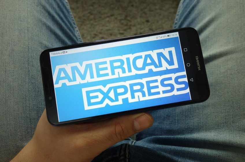 American Express says its revenue came in weaker than expected in Q1