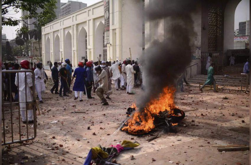 Protests against Modi: Bangladesh cracks down on Islamists