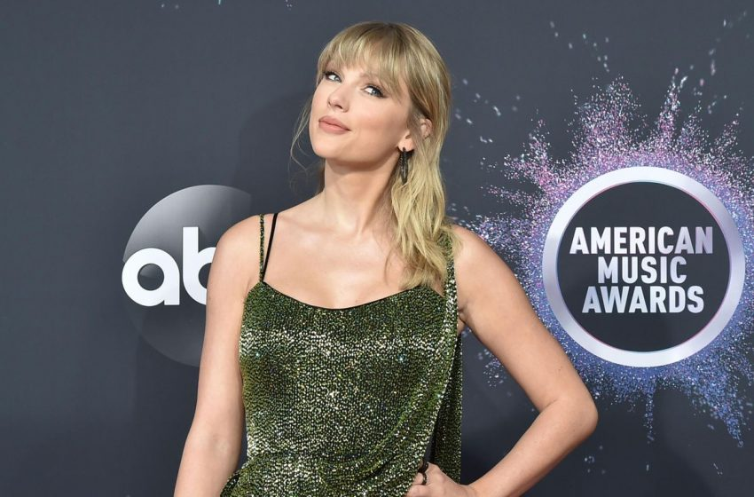 Taylor Swift's New Album Would Have Gone No. 1 Even If It Hadn't Sold A Single Copy