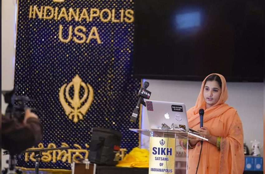 Sikh community calls for gun reforms after FedEx shooting