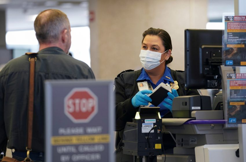 TSA extends mask mandate for planes, public transit to September