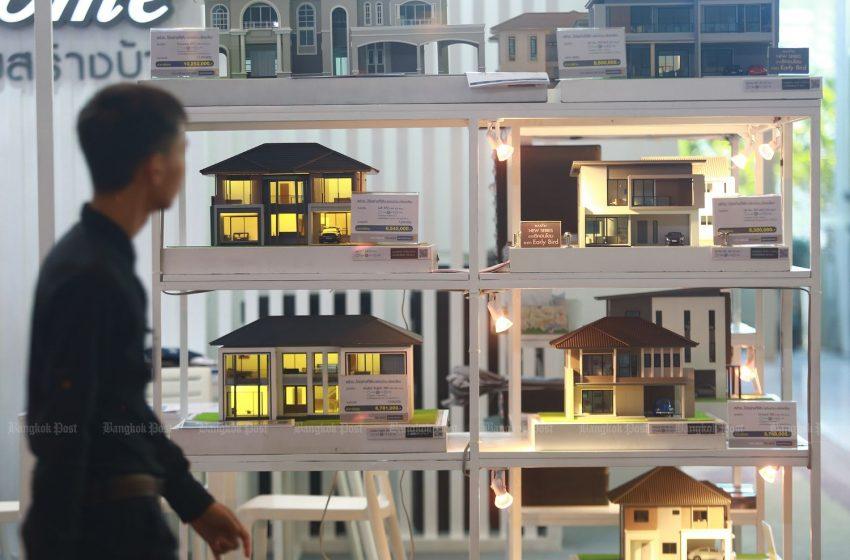 Low-rise house price index rises in Q1