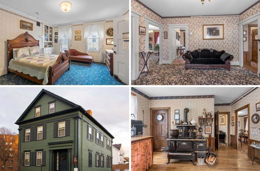 Lizzie Borden murder house sells for $2M, turned into tourist B&B