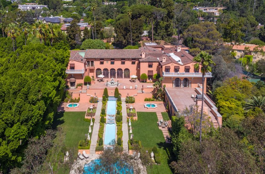 Hearst estate to get a $30M haircut, will list for $90M
