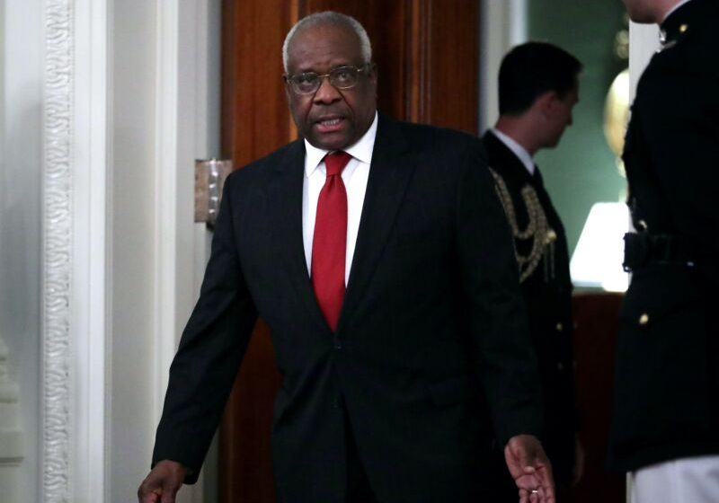 """Clarence Thomas blasts Section 230, wants """"common-carrier"""" rules on Twitter"""