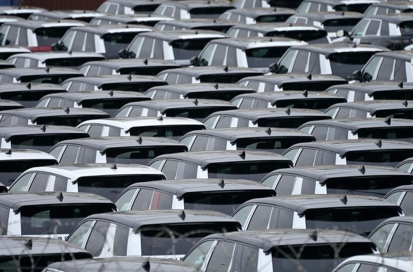 High Prices Don't Seem To Be Turning Off Demand For New Cars And Trucks